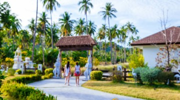 Koh Ngai Paradise Beach Resort Review