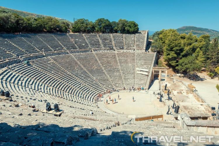 Epidaurus-Greece-Peloponnese