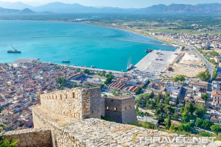 Nafplio-view-from-Palamidi_castle