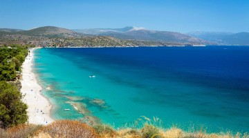 A Budget Trip to Greece, Peloponnese