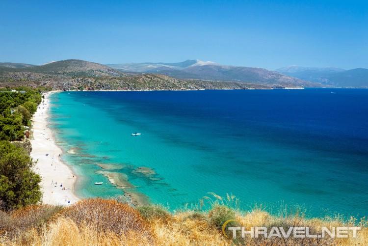 Plaka Beach-Peloponnese